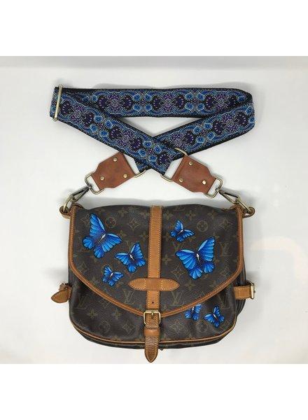 New Vintage Handbags Lovely Attraction LVSMR