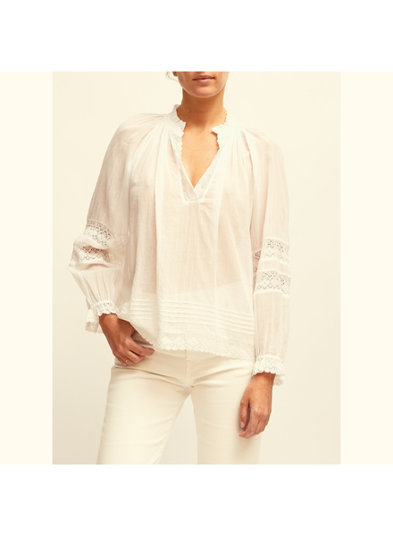 BASH Stella Shirt White S20