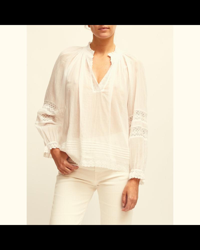 BASH Stella Shirt White S20