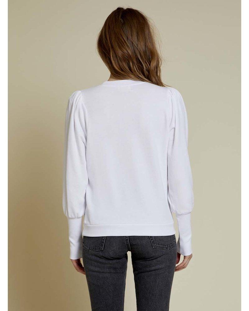 Nation Bethany Puff Sleeve Sweatshirt S20