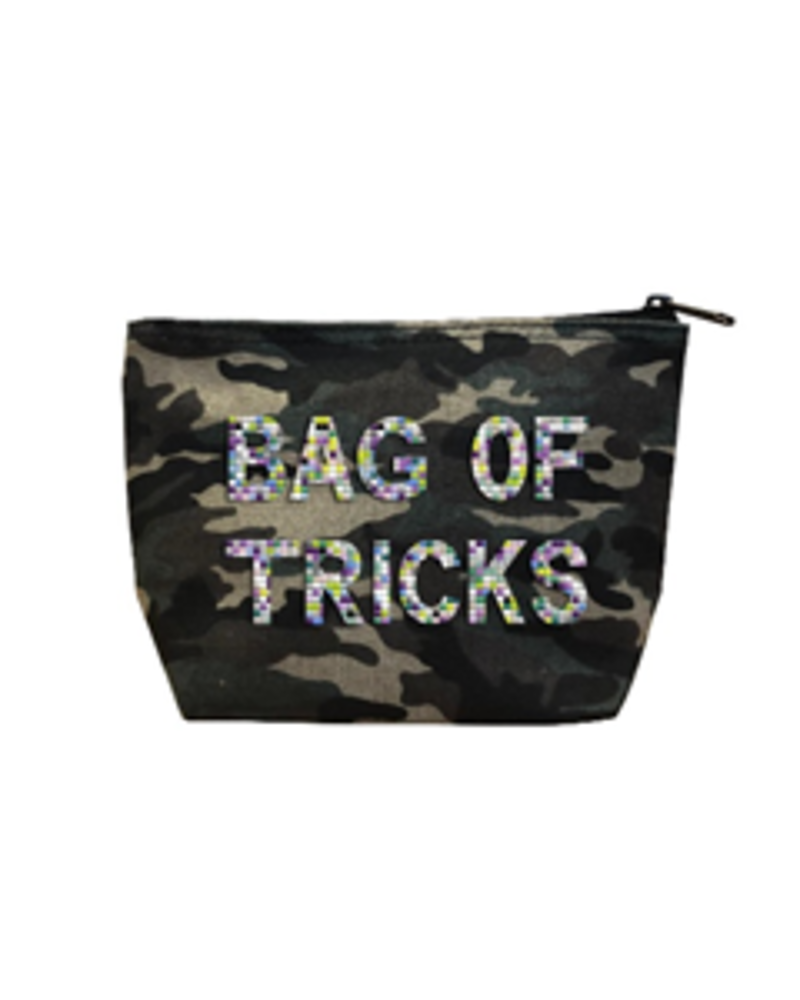 Army Camo Cosmetic Bag - Bag of Tricks
