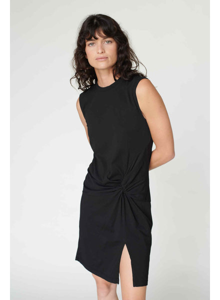 Stateside Supima Side Twist Tank Dress S20