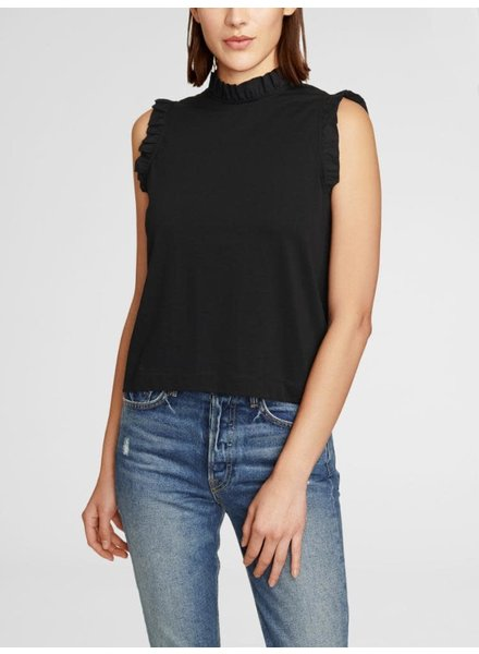 Kinly Ruffle Mockneck S20