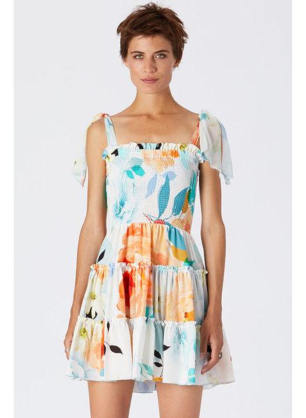 Charo Ruiz Short Dress Leah S20
