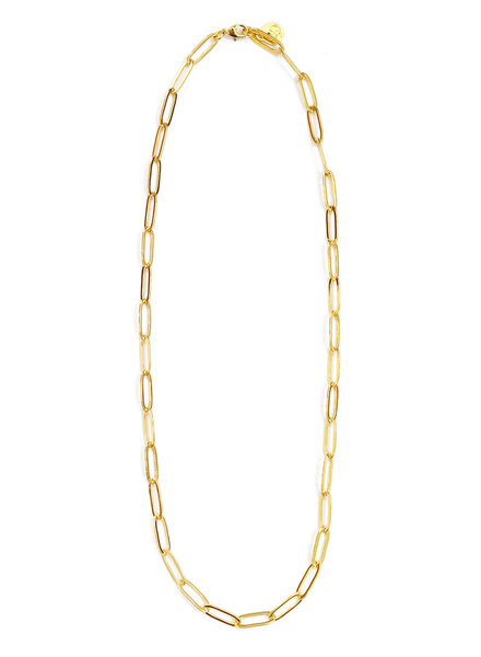 Cloverpost 181447N0Y - Necklace Unison Yellow