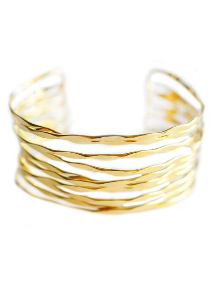 Cloverpost 17916B0Y - Bracelet Ocean Yellow