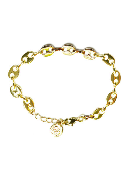 Cloverpost 181299B0Y - Bracelet Bay Yellow