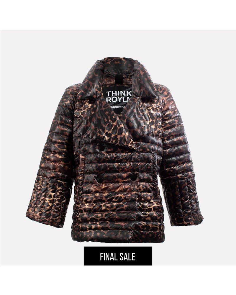 Think Royln Marilyn Pea Coat F19