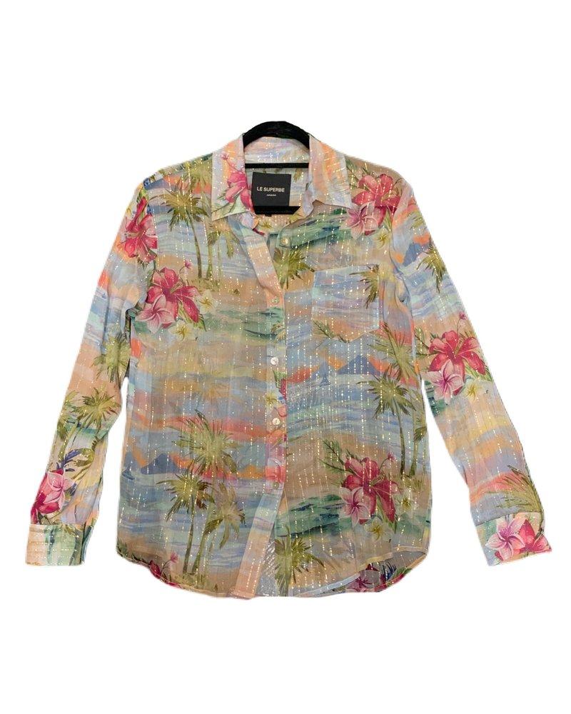 Le Superbe Future Ex BF Shirt North Shore S20