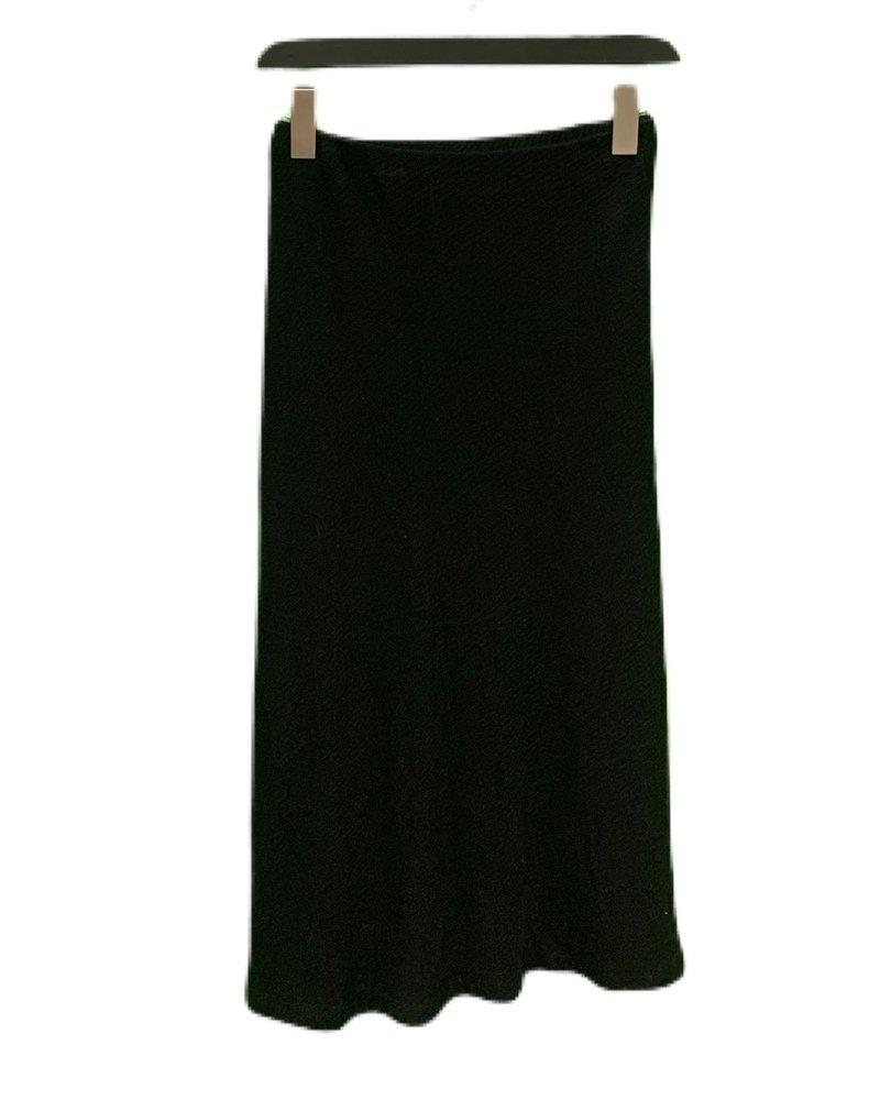 SEN Lance Pencil Skirt Black S20