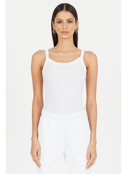 Cotton Citizen Verona Tank White