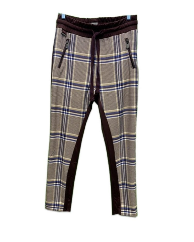 Elias Rumelis Piper Check Pant F19