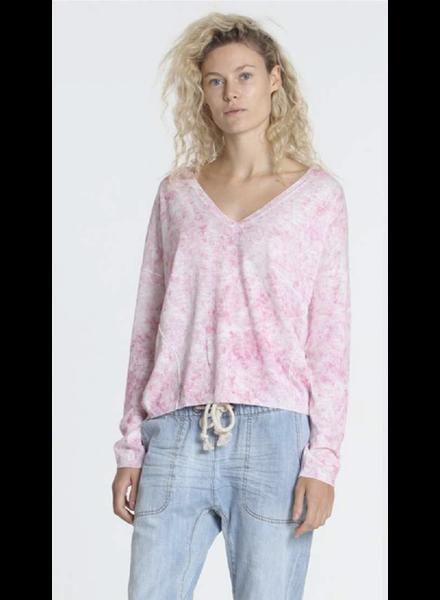 Label + Thread Boarwalk Vee Pink Marble S20