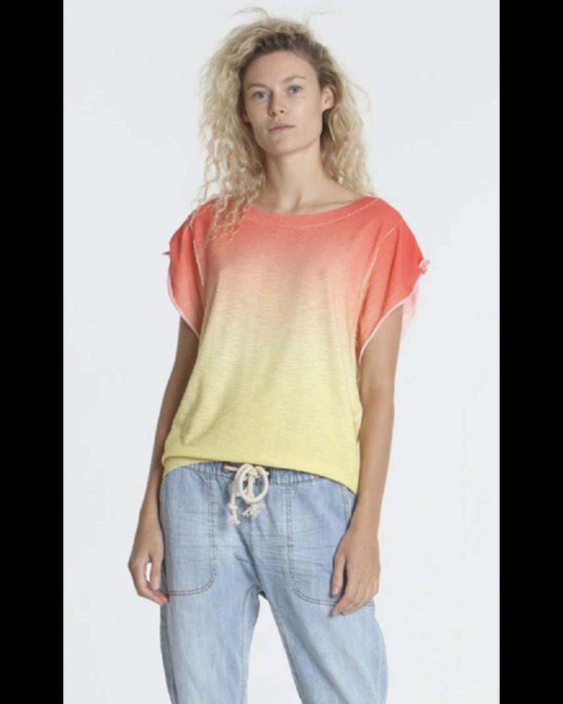 Label + Thread Ombre Tie Tee Sunny Combo S20