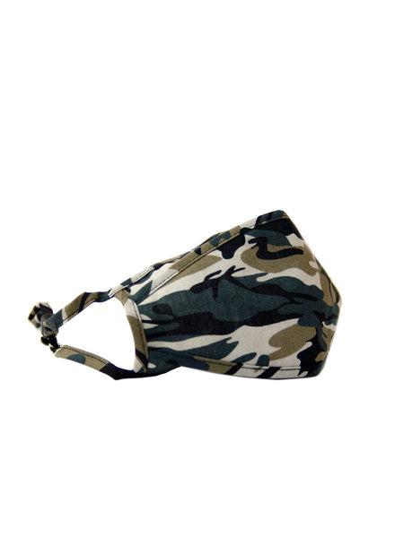 Marlyn Schiff Adjustable Mask Camo