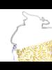 La Loop Silver Plated Rolo Chain