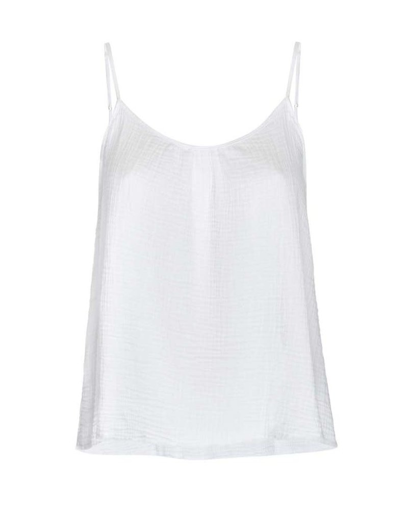 Nation Millie Swing Cami White S20