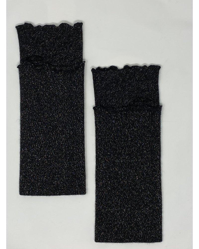 Brodie Lurex Kitten Mitten Black Multi Color F20