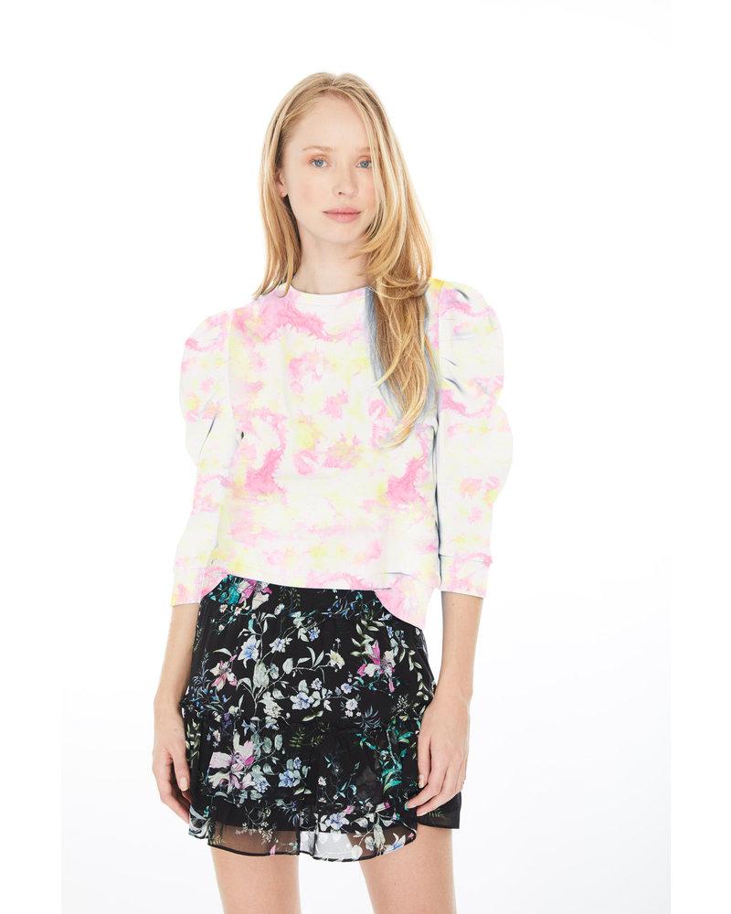 Generation Love Pearl Tie Dye Sweatshirt Neon S20