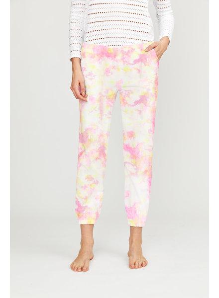 Generation Love Lulu Tie Dye Sweatpant Neon S20