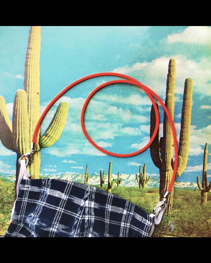 La Loop Red Stretch Cord