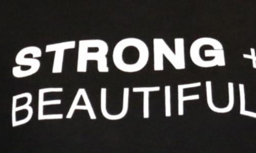 Strong + Beautiful