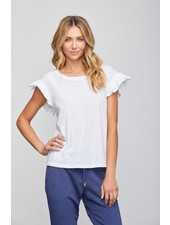 Sundays Kelly T-Shirt White F20