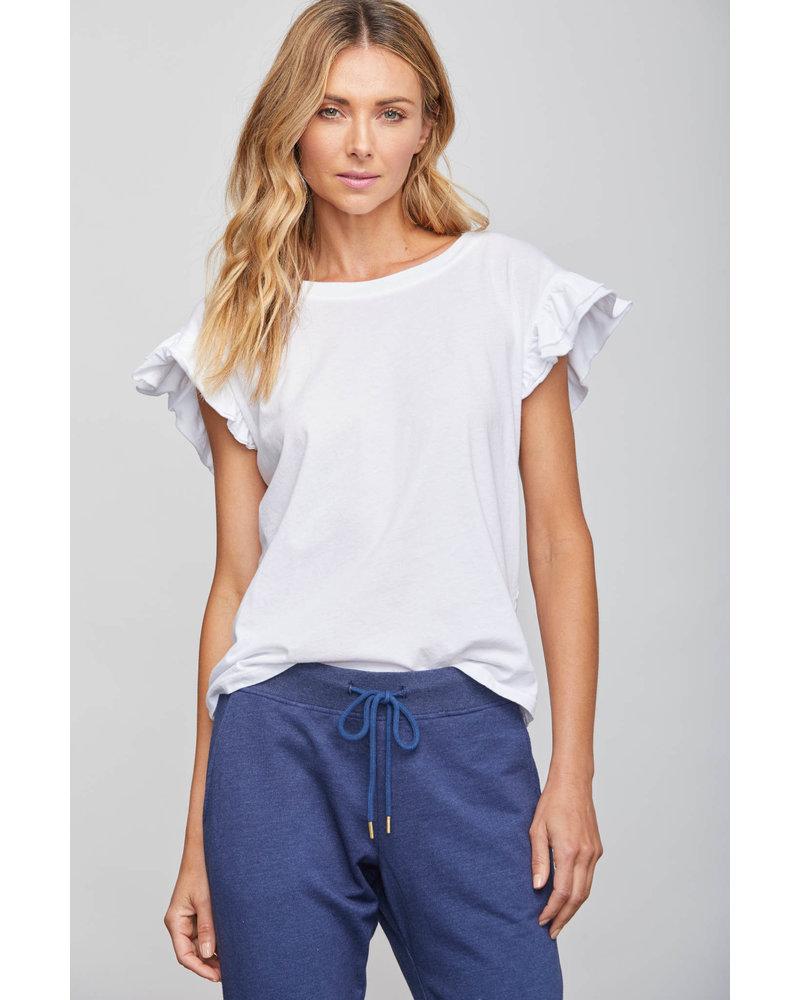Sundays Kelly T-Shirt White F20