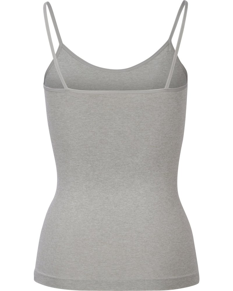 Suzette Collection Basic Cami Dov Grey OS