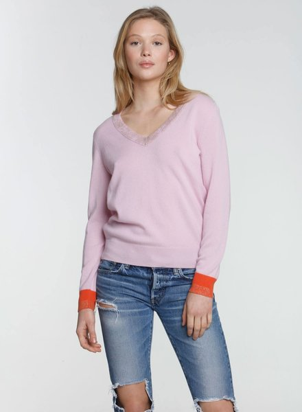 Label + Thread Gilded Vee Blush F20