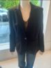 Kinly Knit Blazer Black F19