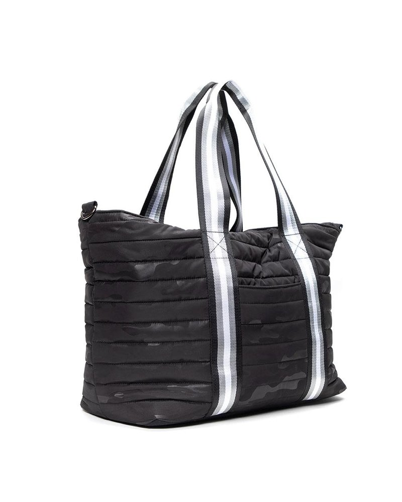Think Royln Wingman Bag Black Camo w/Pewter