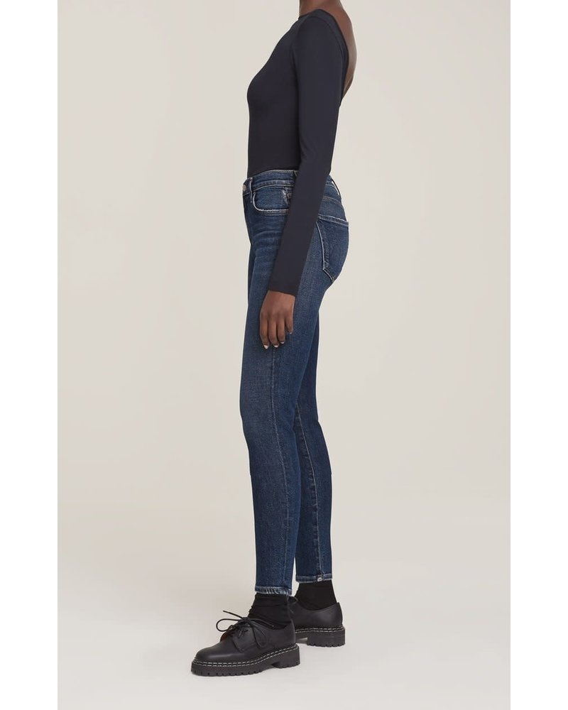Agolde Sophie Mid Rise Skinny Ankle in Cabana F20