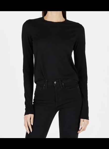Cotton Citizen Standard Shirt Jet Black
