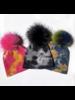 Linda Richards HATD-01 Tie Dye Hat Blue