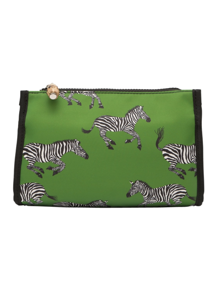 TRVL Zebra Day Tripper Green