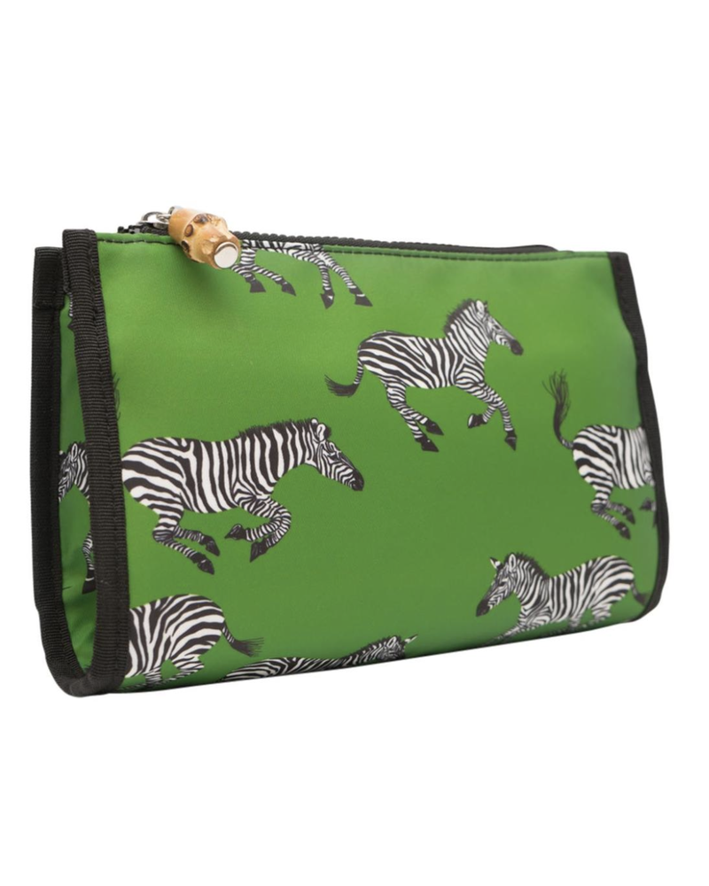 TRVL Zebra Day Tripper Green