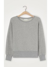 American Vintage Neaford Sweatshirt NEA03BH20 Gris Chine F20