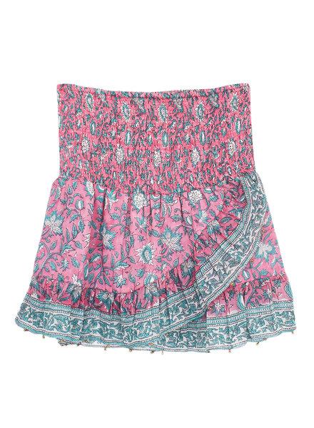 Bell Lynn Skirt R21-3 Pink/Blue R21