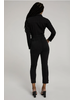 Good American Hourglass Jumpsuit Black105