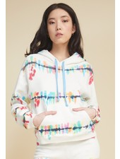 Warm Off Duty Hoodie Rainbow F20-503 F20