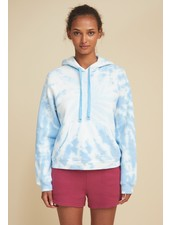 Warm Off Duty Hoodie Blue F20-500 F20