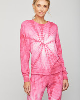Sundays Delano Top Shocking Pink Wash F20