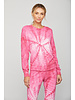 Sundays Delano Top Shocking Pink Wash F20
