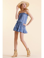 Sunday St Tropez Malibu VI Pepite Dress Ocean R21