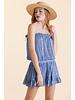 Sunday St Tropez Malibu VI Pepite Dress Ocean R21