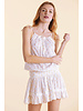 Sunday St Tropez Creasy VI Pepite IND Dress White R21