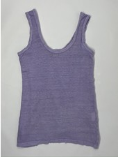 Sunday St Tropez Sioux Tank Top Lila R21