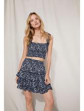 Cool Change Penelope Skirt Meadow Sea White S21
