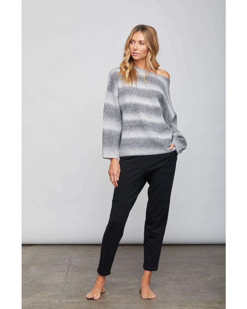 Sundays Ariana Sweater Black Ombre H20